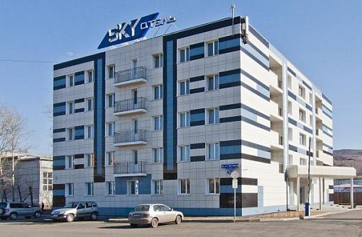 SKY отель - Красноярск, улица 60 лет Октября, 94