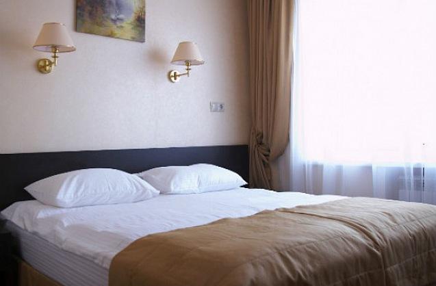 Стандарт двухместный - Спальное место